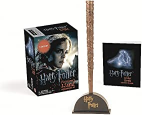 Harry Potter Hermione's Wand with Sticker Kit (Miniature Editions)