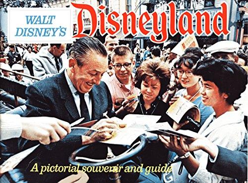Disneyland 1968 Pictorial Souvenir and Guide digital restoration (Retro Relics in PR Book 2) (English Edition)