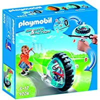 Playmobil Aire Libre - Speed Roller Azul (9204)