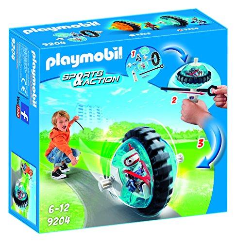 Playmobil- Toupie Bleue, 9204