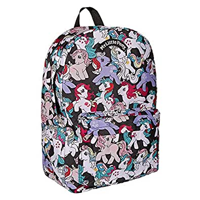 Loungefly My Little Pony Backpack (Black)