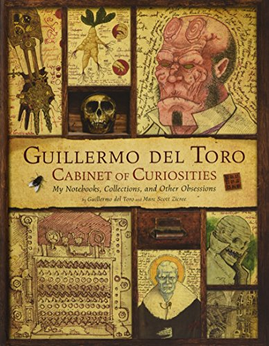 Zoom IMG-2 guillermo del toro cabinet of