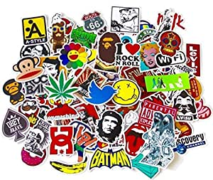 Stickerfactory Pack Of 100 Best Vinyl Decal Stickers