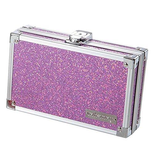 GBT Desktop-Aufbewahrungsbox Aufbewahrungsbox kosmetischen box Kreativität Purple