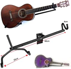 Mustang NEW Electric Acoustic Horizontal Guitar Wall Hanger