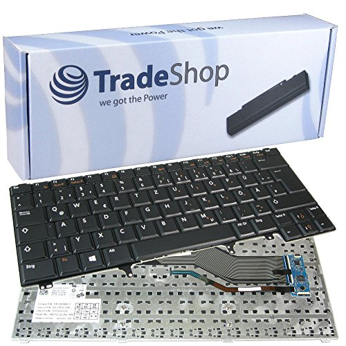 Laptop-Tastatur/Notebook Keyboard Ersatz Austausch Deutsch QWERTZ für Dell Latitude E5420 E6220 E6230 E6320 E6330 E6420 XT3 (Deutsches Tastaturlayout)