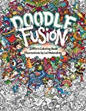 Doodle Fusion: Zifflins Coloring Book