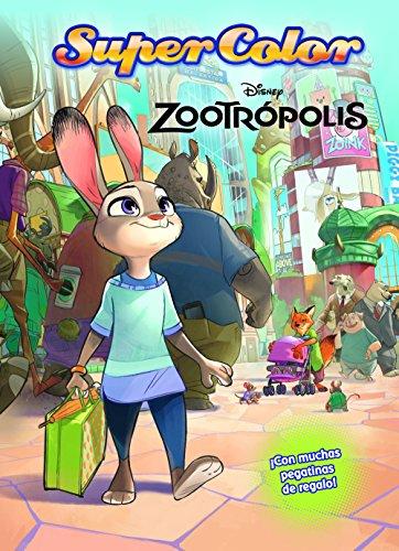 Zootrópolis. Supercolor (Disney. Zootrópolis) por Disney