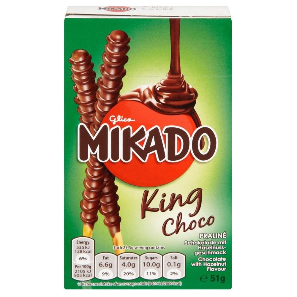 Mikado Re Choco (51g)