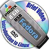 Fedora 26 auf 4GB USB Stick Flash Drive und komplettes Installations- and Referenz- Set (2 DVDs) Ed. 2011 Bild