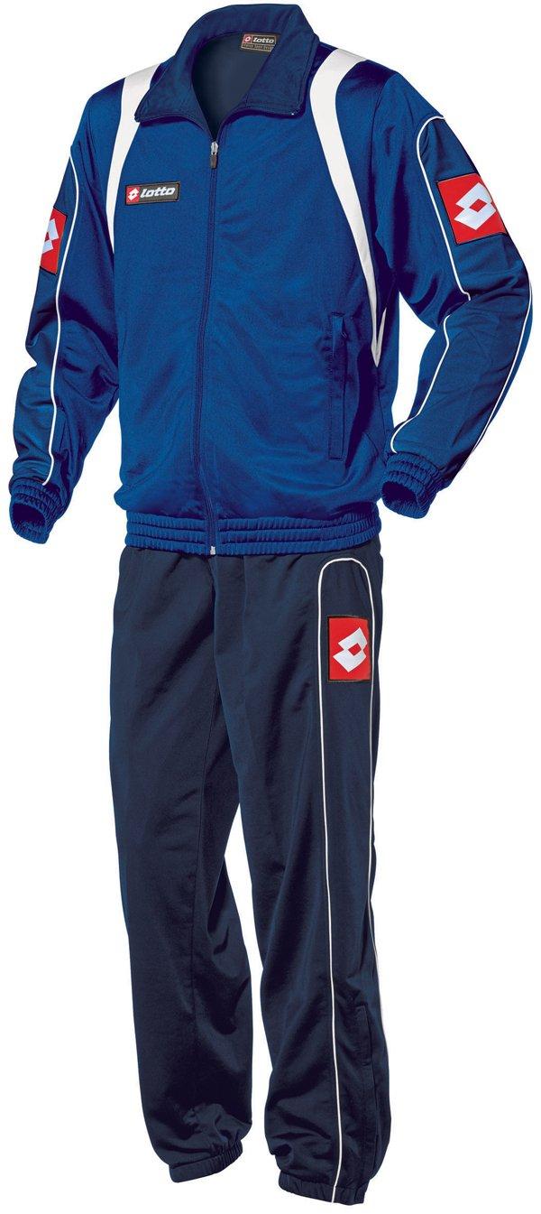 Lotto Sport Suit Olympia PL Cuff Junior, - royal/weiß/navy, L jr (152-164cm)