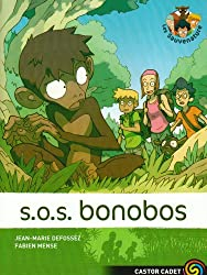 Les Sauvenature, Tome 5 : SOS bonobos