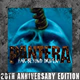 Pantera: Far Beyond Driven (20th Anniversary Edition) (Audio CD)
