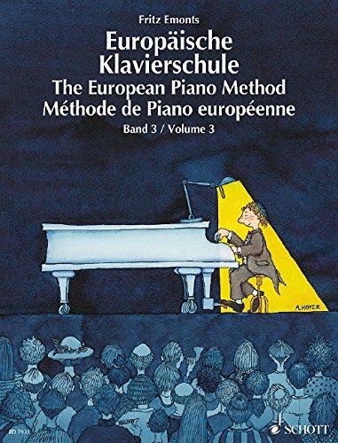 Europäische Klavierschule, Bd.3 Japan Allegro