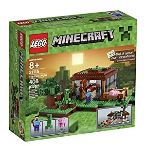 Lego Minecraft 21115 The First Night (Assorted)