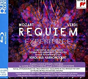 Requiem Experience-Blu-Ray-Audio & CD
