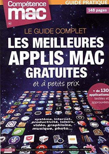 Compétence Mac 43 : Les meilleures Applications MAC gratuites et à petits prix