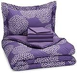 Best Twin Sheet Sets - AmazonBasics 5-Piece Bedsheet Set - Twin/Twin Extra Long Review