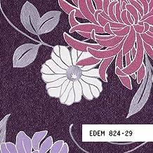 MUESTRA de papel pintado EDEM serie 824 | diseño de flores y patrón floral, 824-XX:S-824-29