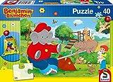 Schmidt 56262 Puzzle Benjamin Blümchen