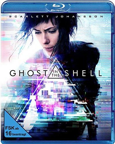 Preisvergleich Produktbild Ghost in the Shell [Blu-ray]