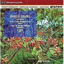 Rimsky-Korsakov Capriccio Espagnol [Import anglais]
