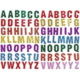 Anokhi ADA Sparkling Alphabets in Capital for Decorations (Multicolour)