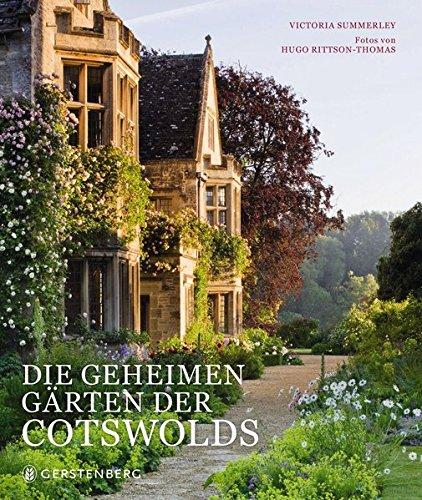 Preisvergleich Produktbild Die geheimen Gärten der Cotswolds