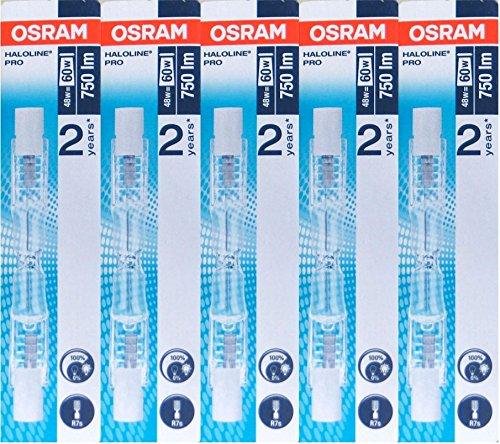5-stuck-osram-halogenstablampe-haloline-eco-r7s-230v-lange-78mm-48-watt