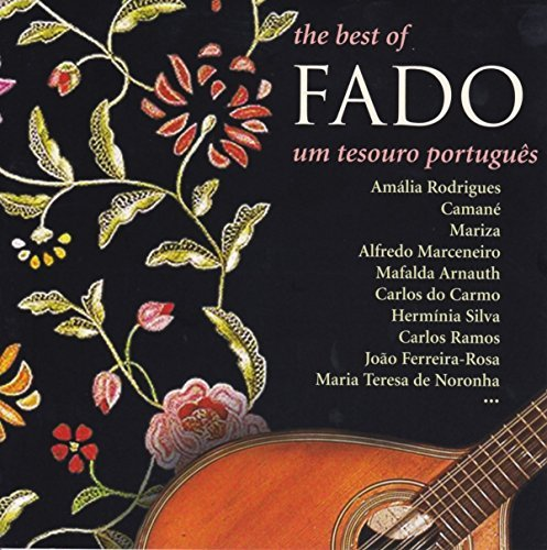 Best of Fado: Tesouro Portugues by Various Artists (2003-07-21)