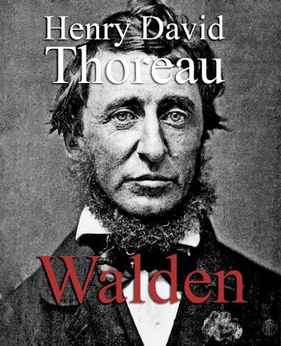 Walden, la vida en los bosques por Henry David Thoreau