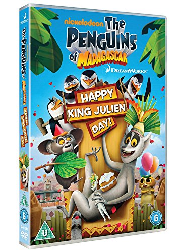 Of Madagascar: Happy King Julien Day