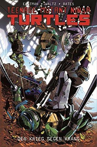 Teenage Mutant Ninja Turtles: Bd. 7: Der Krieg gegen Krang
