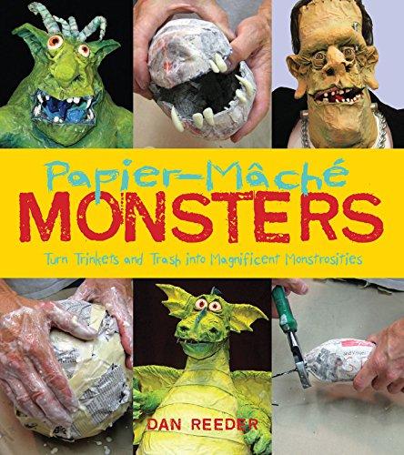 papier-mache-monsters