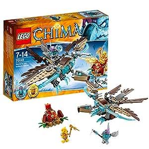 Lego Legends of Chima 70141 - Vardys Eis-Gleiter