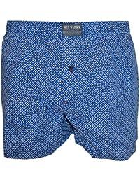 Tommy Hilfiger Men's Classic Woven Boxer Logo Boxer Shorts