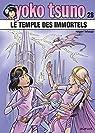 Yoko Tsuno, tome 28 : Le temple des immortels par Leloup