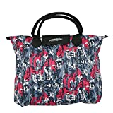 #4: Kuber Industries Waterproof Foldable Shopping Handbag, Travel Bag (Color & Print may vary as per availability)
