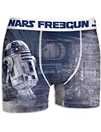 Freegun Boxer Homme Star Wars R2D2