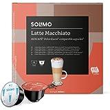 Solimo - Dolce Gusto Latte Macchiato - 96 Capsules (6 Paquets x 16)