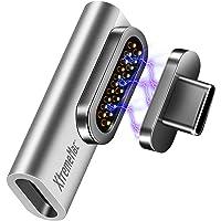 XtremeMac® Premium Magnetischer USB C Adapter für Apple MacBook, iPad und andere USB-C Geräte, Schnellaufladefunktion…