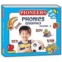 PIONEERS - PHONICS ESSENTIAL VOL : 2 : Age - 5-7yrs