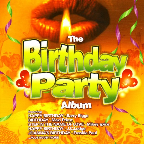 The Birthday Party Album