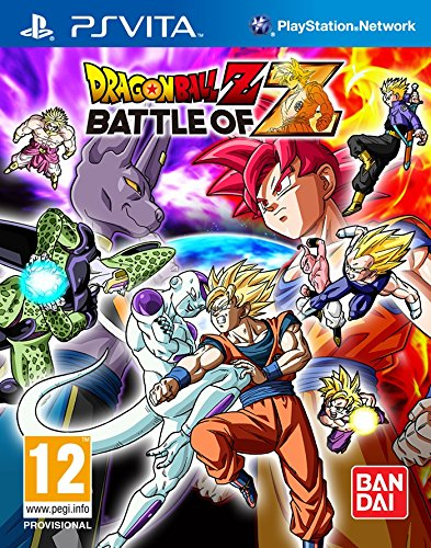 Dragon Ball Z: Battle Of Z PSVITA
