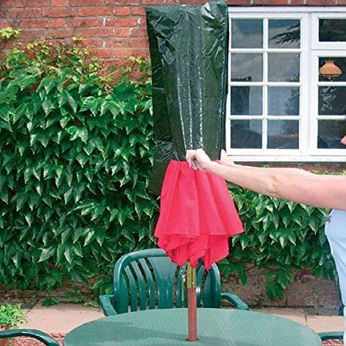 Elitezotec NEUF pour parasol meubles Patio Housse de durable Polyéthylène résistant aux déchirures étanche extérieur