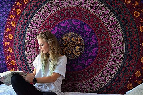 RAJRANG BRINGING RAJASTHAN TO YOU Psychedelic Tapestry