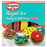 Dr. Oetker Ready to Roll Coloured Regal-Ice Icing (500g)