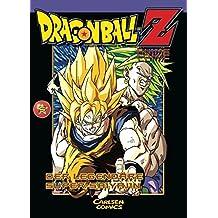 Dragon Ball Z Taschenbuch 05. Der legendäres Super-Saiyajin.