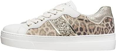Nero Giardini E010670D Sneakers Donna in Pelle E Tela