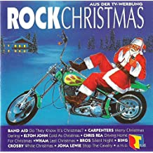 Rock Christmas (CD-Compilation, 16 Tracks, incl. Do They Know It's Christmas, Last Christmas, Driving Home For Christmas, Stop The Cavalry etc.)